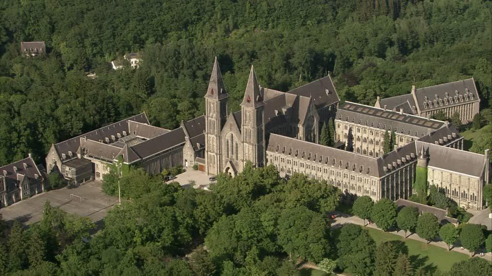 Abbaye de Maredsous - Imbeerium