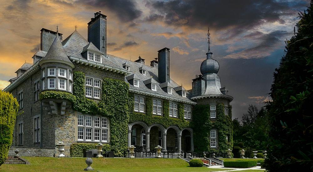 Belgian beer tour - Manoir des Lebioles