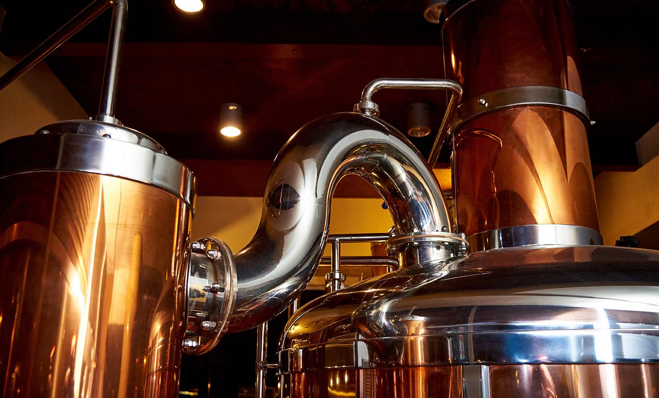 Belgian beer tour - Imbeeruim - Brewery
