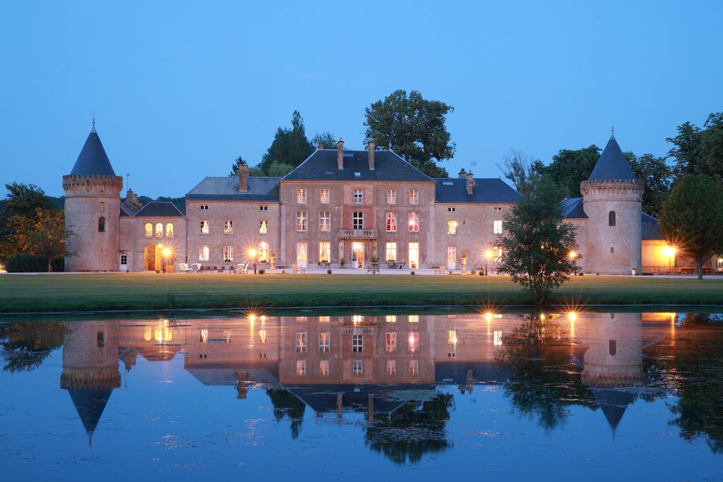 Belgian beer tour - Domaine Chateau du Faucon