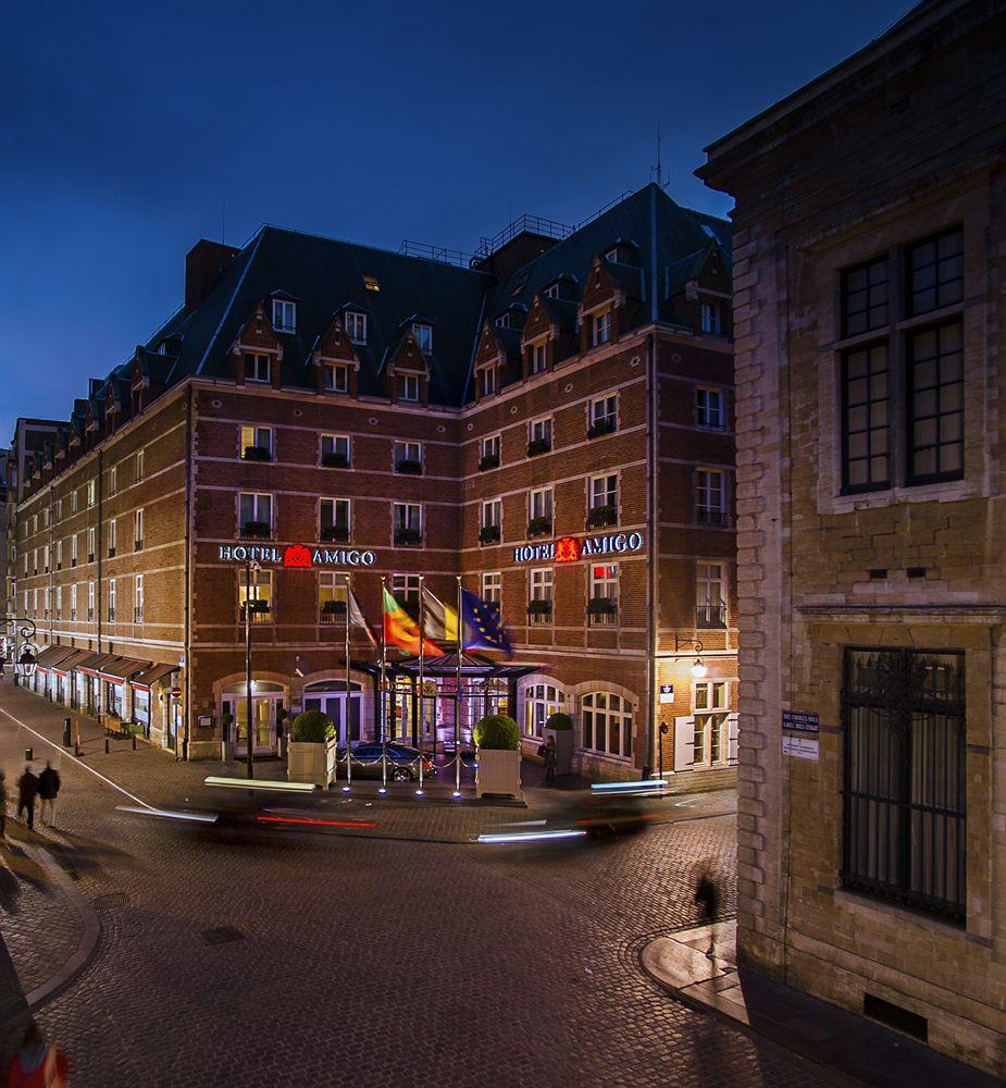 Belgian beer tour - Hotel Amigo Brussels