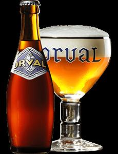 Orval beer - Imbeerium