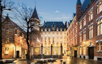 Belgian beer tour - Duke's Palace