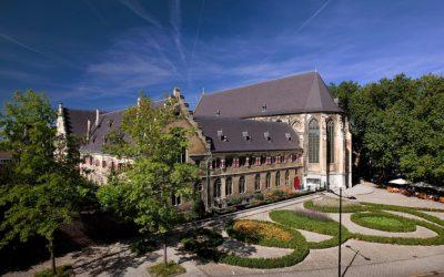 Belgian beer tour - Kruisherenhotel