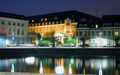 Belgian beer tour - Hotel Couvent des Minimes
