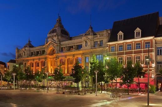 Belgian beer tour - Hotel Hilton Antwerpen