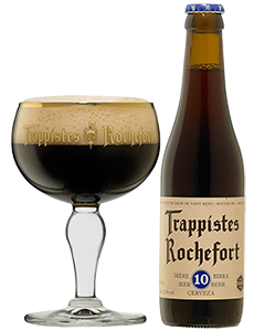 Rochefort beer - Imbeerium