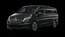 Belgian beer tour - Mercedes Class V